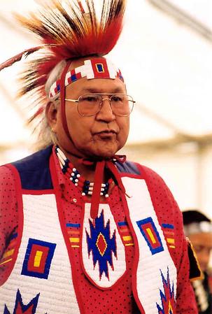 Pow Wow-Man