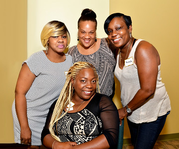 Finnie Family Hosts Family Reunion in Charlotte, NC