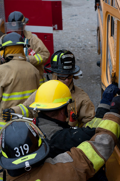 Lawrenceburg Fire and Rescue Training Sept 11, 2010