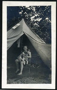 Fleming Family Retreat and Boy with Dog (06315)