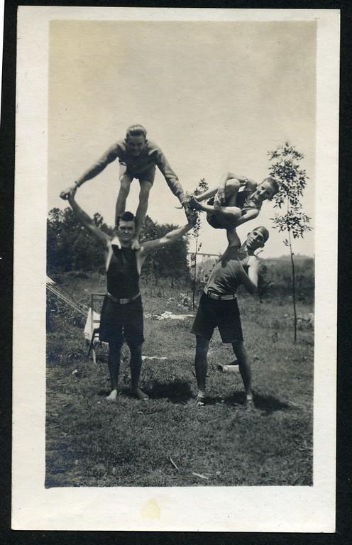 Fleming Family Retreat Fun/ (06305)