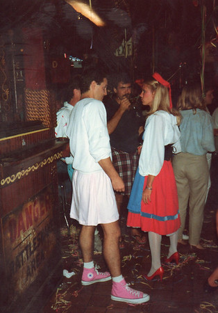 Foggy's Notion Skirt Night - 1990's