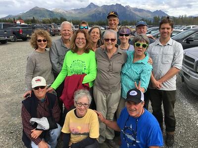 Foraging Wild Alaska - August 19-26, 2017
