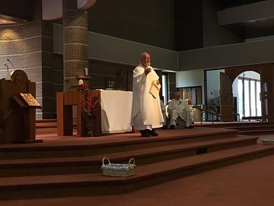 Fr. Paul's Gratitude Celebration - 5/22/16