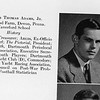 Dad listed in the 45-46-47 yearbook at Dartmouth. Amazing he had time to go to class with all these activities.