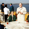 They went with friends to Tides Inn to turn the Millennium. It was warm enough for several boat rides on the Chesapeake. Tee remembers at home having New Years Day out at Merion Cricket buffet and sitting on the porch.