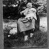 FTA Jr at 6 months with grandmother.  1923