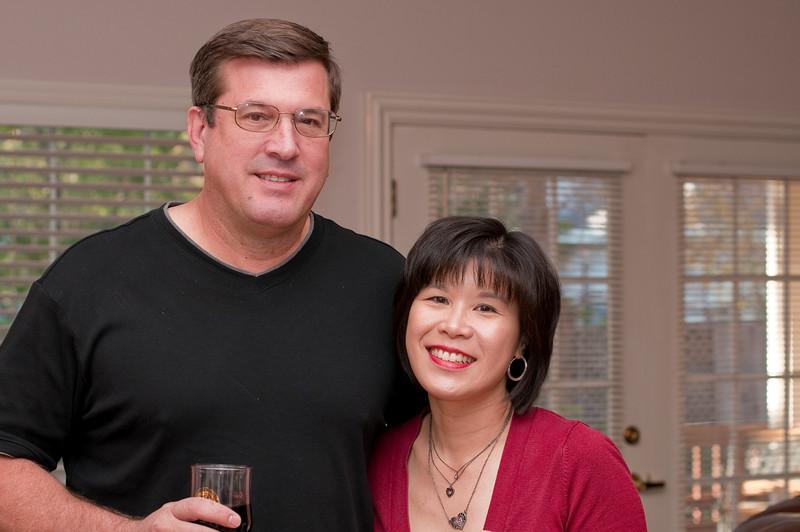 Shaun and Linda