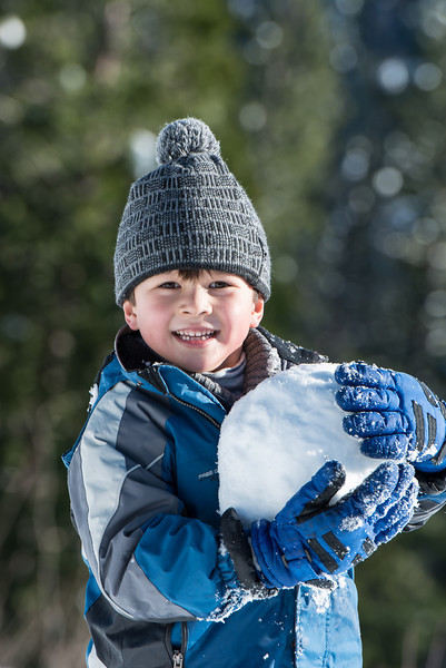 Owen's big snowball