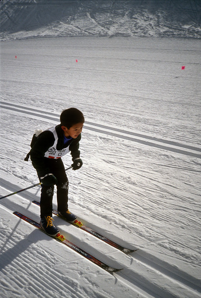 Ski racing, Auburn Ski Club
