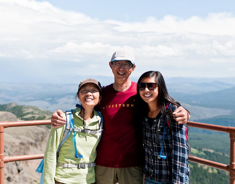 Jet, Bob, and Sarah
