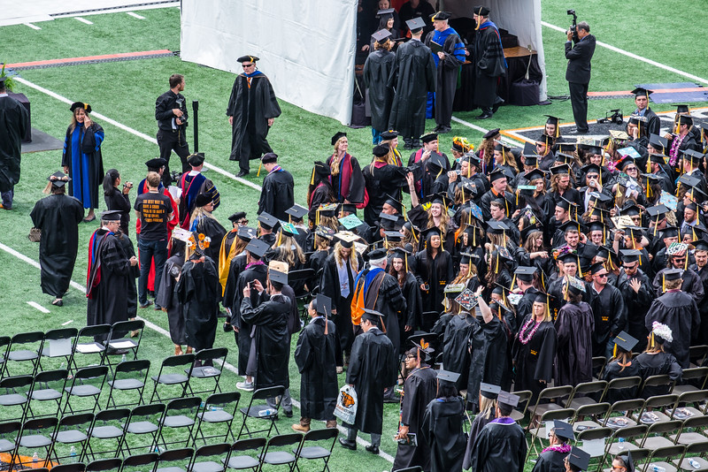 Sarah's 2016 OSU Graduation
