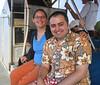 David and Amy in Kauai