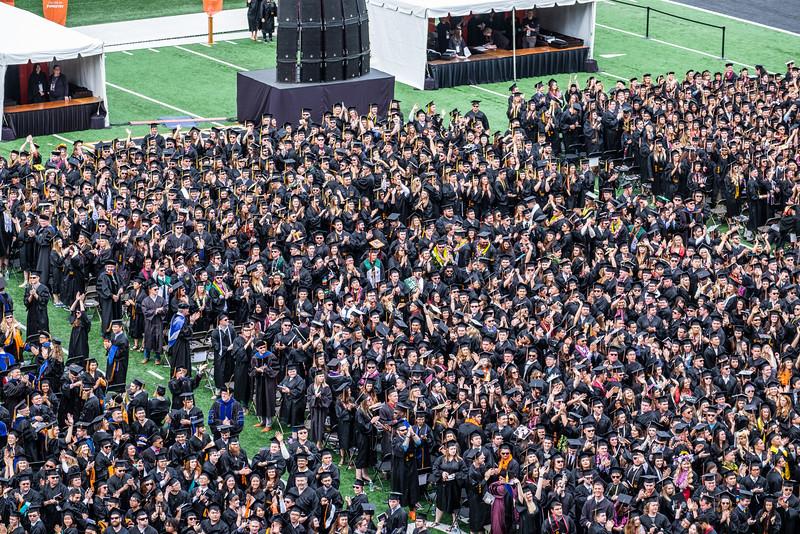 Sarah's 2016 Oregon State University Graduation