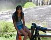 Sarah, Upper Mesa Falls