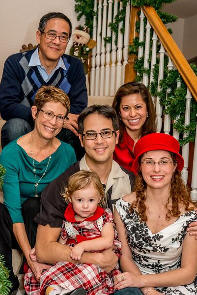 Ray, Ann, Eric, Kim, Alana, and Lisa