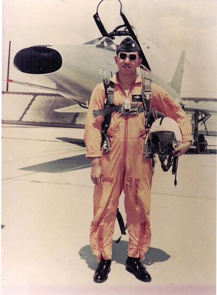 Dewey Lowe, USAF