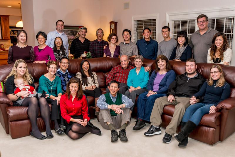 Christmas Day, 2012