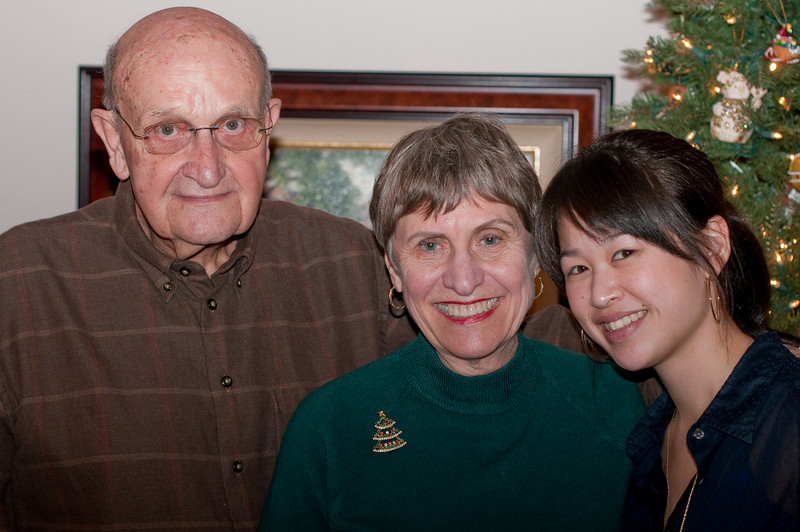 Burl, Diane, and Sheena