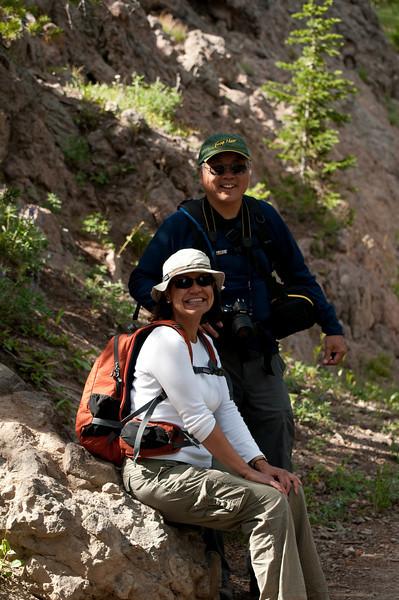 Don and Sarah