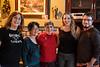Melody, Stephanie, Diane, Jillian, Jeffrey Christmas 2014