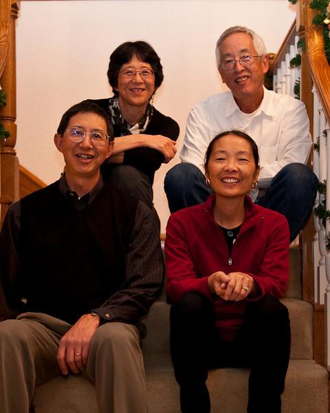 Stephanie, Dave, Bob, and Jet