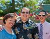 Sharon, Ralston, and Bob - cousins