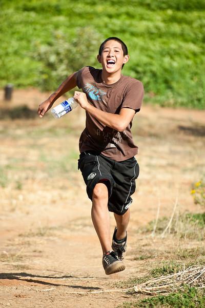 David at Loma Rica Ranch