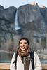 Sarah, Yosemite Falls