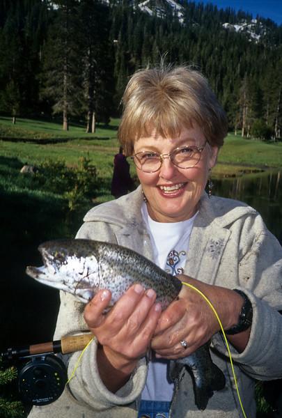 Carol Kellermann, Squaw Valley