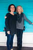 """Nikki and Gayle -- my travel companions for the 2016-2017 Natchez Trace, River Road, New Orleans road trip (shown here: <a href=""""http://tinyurl.com/j7nvy9t"""">http://tinyurl.com/j7nvy9t</a>) outside Commander's Palace in the Garden District"""