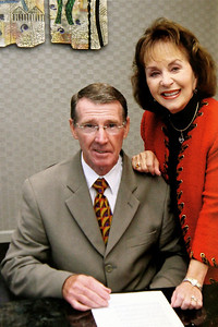 Bob and Carolyn Tucker