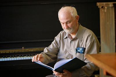 Frank Nanney; Fall 2013.