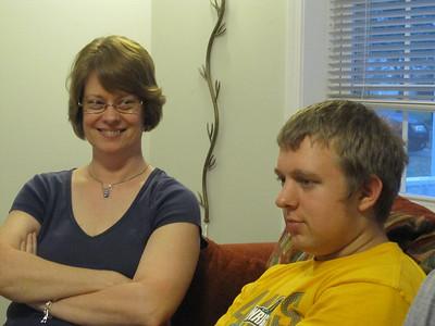 Annette and Richard Farrington.