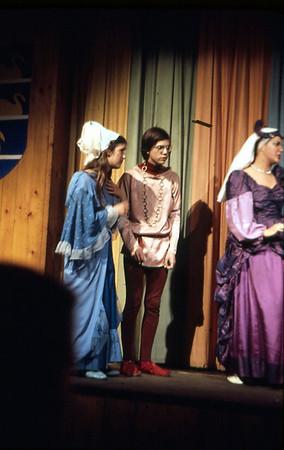 Kathy Torrey, John Forsyth, Cathy Owen