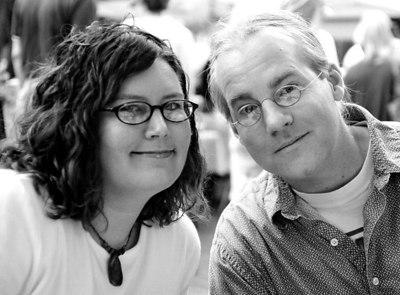 Sean and Julia - May 2006