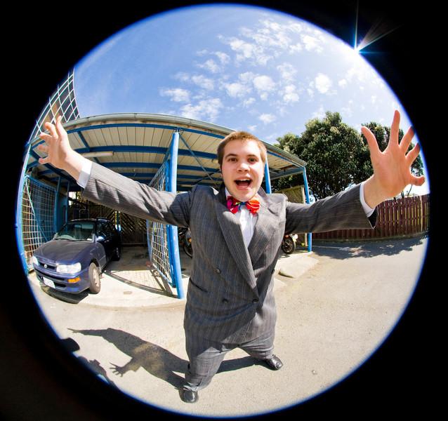 Matt Bullock on Formal Friday (tm)