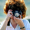 Heather Photographing - May 1986