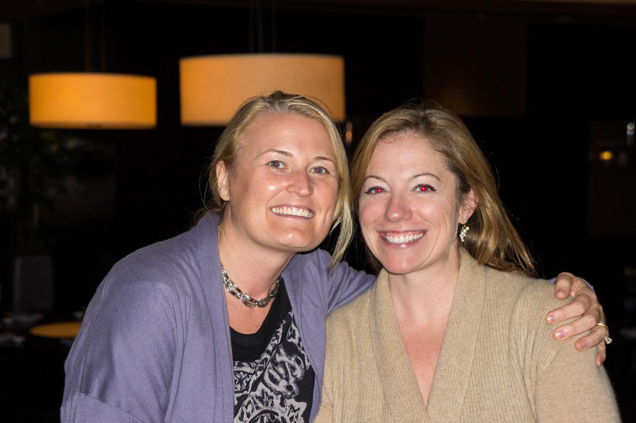 Sheryn and Julie