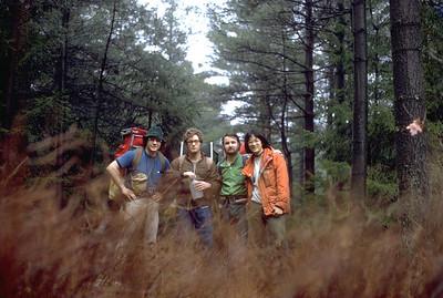 Appalachia: Mike, Gibble, Patrick