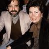 Joe with Pop Photo's Elinor Stecker (photo: Bob Mayer)