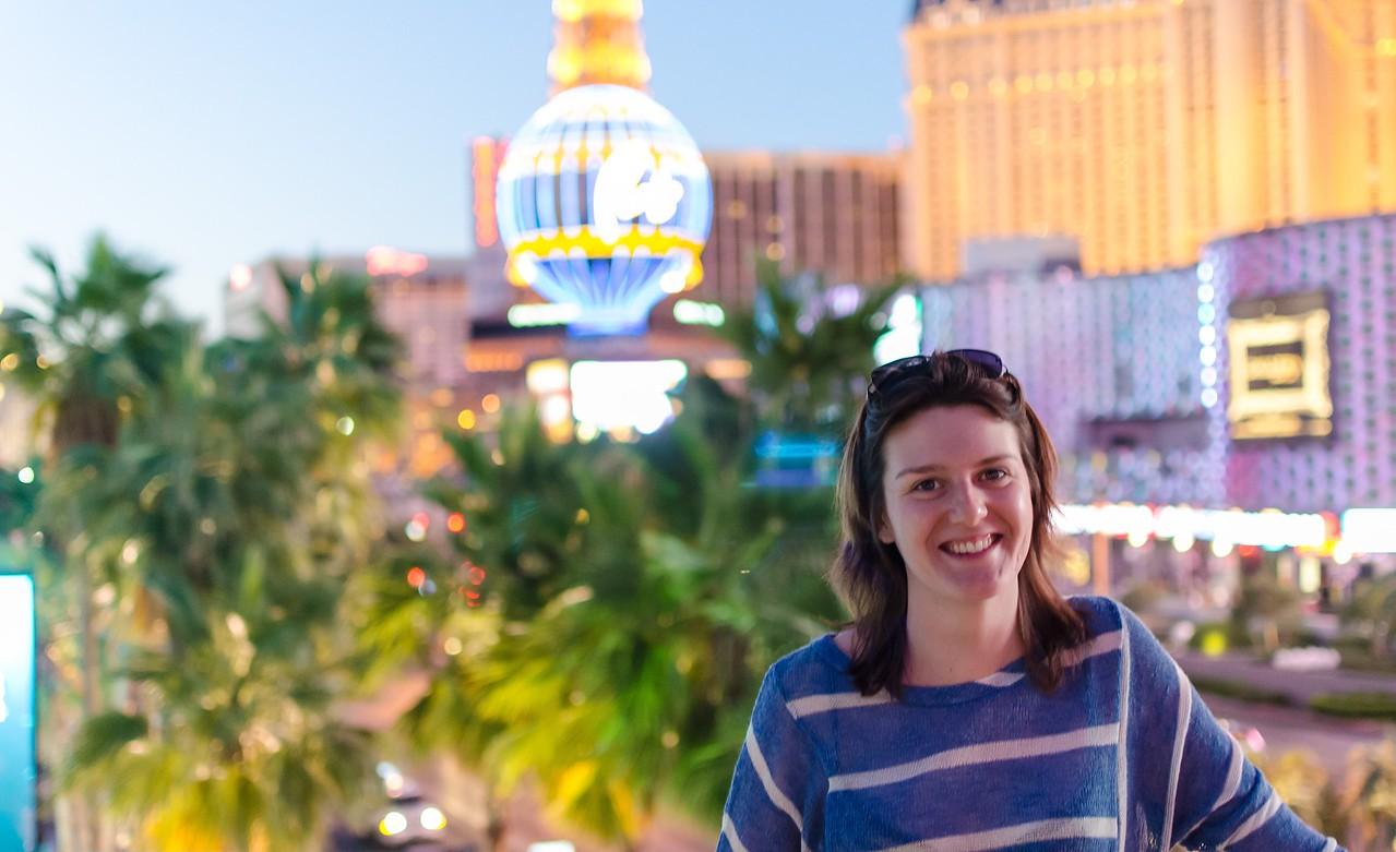 Alyona in Las Vegas