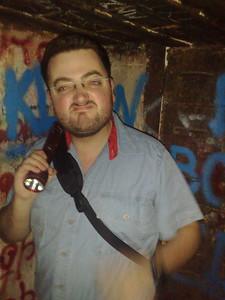 Mezius в старом советском бункере