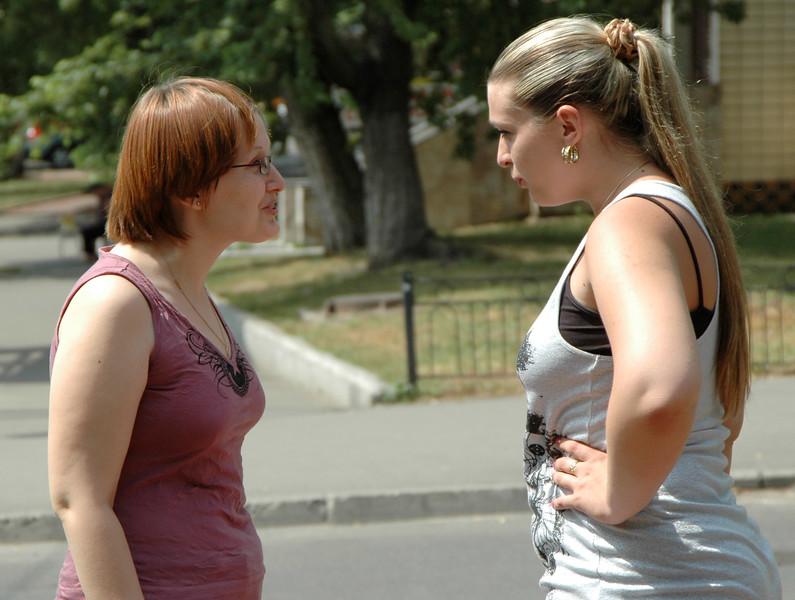Anna and Alina