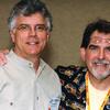 Good Buddies: Rick Sammon and Joe (photo: Jim Bailey)