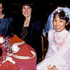 1984 - Wedding of Cathy Chang and Jim Ko - with Maria Suarez, Diane Davidson, New York City