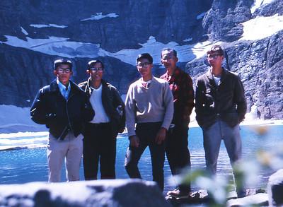 glacier guys highschool,alt