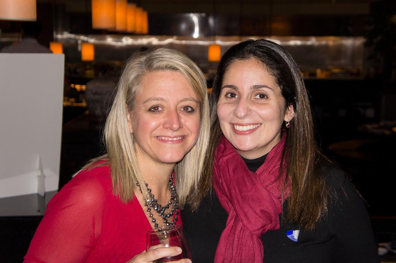 Stacy & Sahar