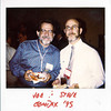 The Fuzzy Brothers: Joe and ComputerUser editor Steve Deyo at Comdex 1995.