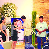 "CEBU. Margarita Bahinting (third from left) receives a plaque from the Cebu City Government, represented by Mayor Michael Rama, commending him for saving the lives of others, including Cebu City assistant zoo keeper Ronaldo Aventurado (second from right). ""I will owe him for the rest of my life,"" said Aventurado, whose snakebite from a cobra was treated using anti-venom that one of Bahinting's planes flew in from Camiguin. (Sun.Star/Allan Defensor)"